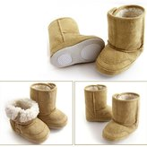 Fairy Season Baby Toddler 9-22 Month Prewalker Shoes Cute Warm Winter Snow Boots