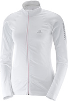 Salomon White Lightning Pro Full-Zip Midlayer Softshell Jacket - Women