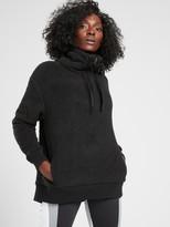 Athleta Talus Sherpa Half Zip