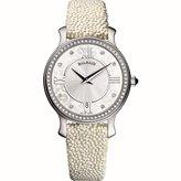 Balmain Women's Beleganza Diamond 32mm Leather Band Quartz Watch B1335.22.28