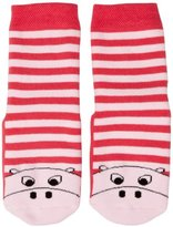 Country Kids Slipper Pig Animal Print Socks