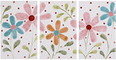 JCPenney Cotton Tale Lizzie Wall Art Pieces