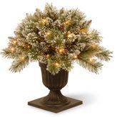 NATIONAL TREE CO National Tree Co Glitterly Bristle Pine Porch Pre-Lit Christmas Tree