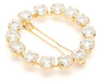 Rosantica Diana Crystal Hairclip - Gold