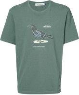 Undercover bird print T-shirt - men - Cotton - 1