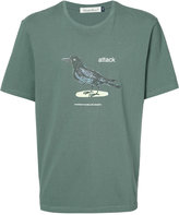 Undercover bird print T-shirt - men - Cotton - 3