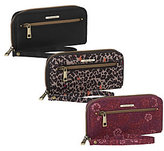 Travelon Set of 3 RFID Wallets with