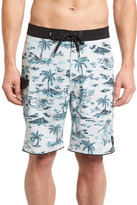 Vans Mixed Scallop Board Shorts