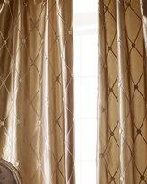 """Horchow Each 55""""W x 84""""L Remington Curtain"""