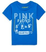 Rowdy Sprout Toddler, Little and Boy's Pink Floyd Cotton Tee
