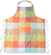 Garnier Thiebaut Mille Couleurs Coated Apron (Set of 2)
