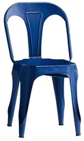 Pottery Barn Kids Metal Play Chair, Navy