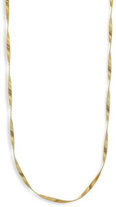 Marco Bicego Marrakech Supreme 18K Yellow Gold Necklace