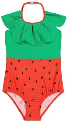 Mini Rodini Strawberry swimsuit