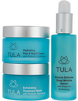 Tula by Dr. Raj 3-Piece Probiotic Skin Care Kit Auto-Delivery