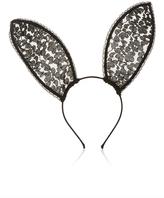 Fleur Du Mal Lace Bunny Ears