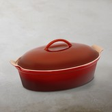 Le Creuset Heritage Stoneware Oval Covered Casserole