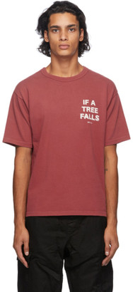 Reese Cooper Red If A Tree Falls T-Shirt