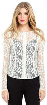 Rachel Roy Lace Blouse
