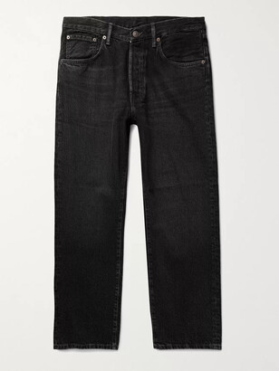 Acne Studios Denim Jeans - Men - Black