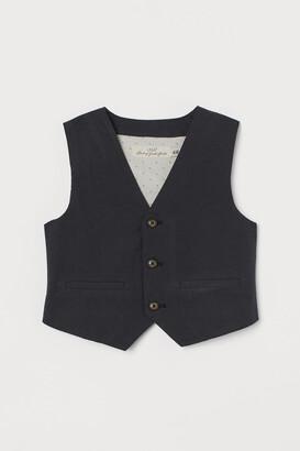 H&M Cotton Suit Vest