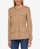 Tommy Hilfiger Utility Jacket, Created for Macy's
