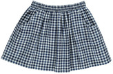 Emile et Ida Checked Skirt
