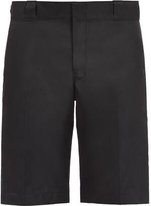 Prada technical fabric Bermuda shorts