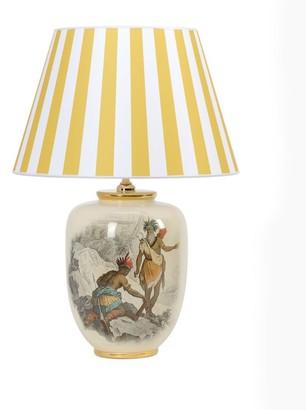 Etro Voyage D'Orient Ceramic Lamp