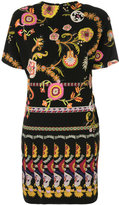 Etro printed jersey dress - women - Spandex/Elastane/Viscose - 44