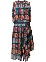 Sacai CROCHET LACE DRESS