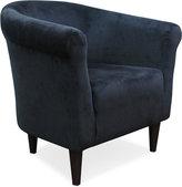 Manchester Fabric Club Chair, Quick Ship