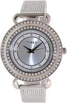 Timex Women's Classics T2P231 Stainless-Steel Analog Quartz Watch