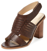 Charles by Charles David Jeeze Woven Leather Sandal