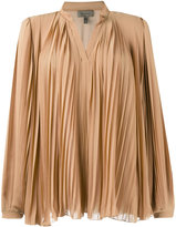 Tony Cohen ruched blouse