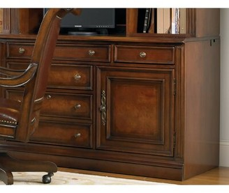 Hooker Furniture European Renaissance II Keyboard Tray Executive Desk