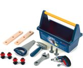 Theo Klein Bosch 18-Piece Tool Box with Ixolino