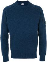 C.P. Company seam detail jumper