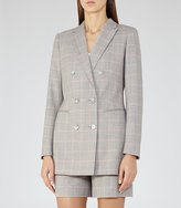 Reiss Marina Jacket Double-Breasted Blazer