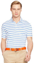 Ralph Lauren Striped Lisle Polo Shirt