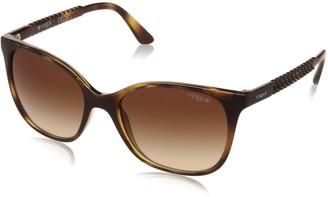 Vogue Women's VO5032S Square Sunglasses