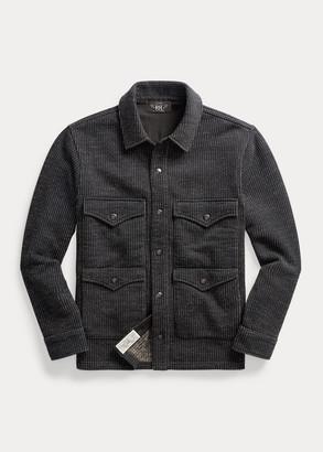 Ralph Lauren Fleece Shirt Jacket