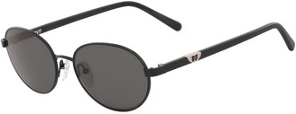 Diane von Furstenberg 53mm Rae Round Sunglasses