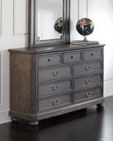 Hooker Furniture MATILDA 9 DRAWER DRESSER