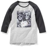 Girl Confidential Girls' Hi-Low Graphic Shirt