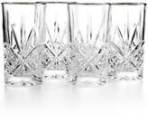 Godinger Dublin Platinum Sets of 4 Collection
