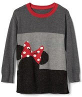 Gap babyGap | Disney Baby Minnie Mouse colorblock sweater tunic