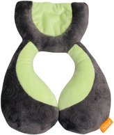 Brica Infant Neck and Head Support - Gray/Green