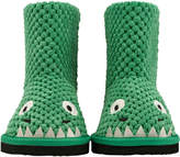 Cath Kidston Dragon Boys Slippers