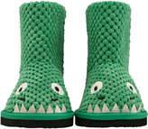 Cath Kidston Dragon Slipper Boots